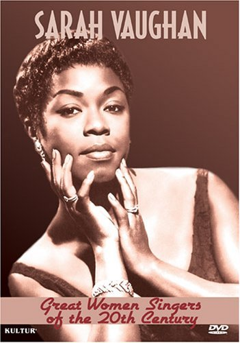 Sarah Vaughn Great Women Singers Of The 20t Nr