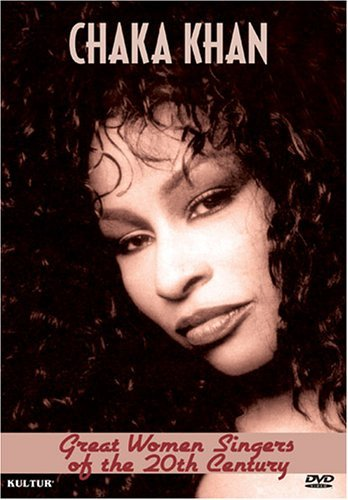 Chaka Khan Great Women Singers Of The 20t Nr