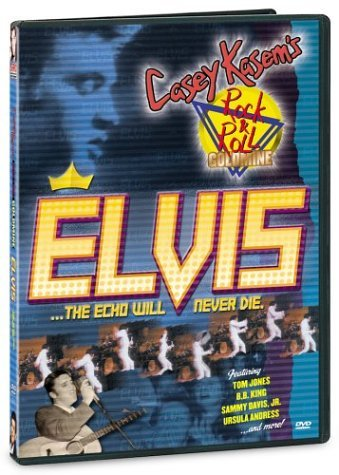 Casey Kasems Rock N Roll Goldm Elvis Echo Will Never Die Clr Nr