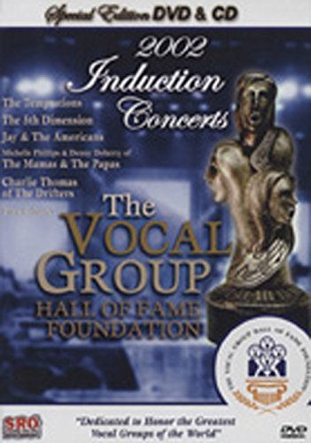 Vocal Group Hall Of Fame Vol. 2 Vocal Group Hall Of Fam Vocal Group Hall Of Fame Incl. Bonus CD