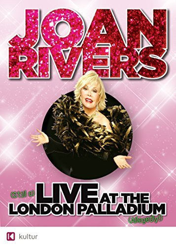 Joan Rivers Live At The London Palladium Nr