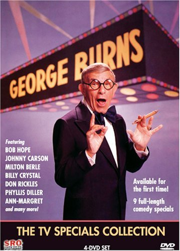 Burns Hope Margret George Burns The Tv Specials Nr 4 DVD
