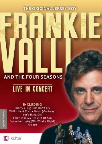 Frankie & Four Seasons Valli Live In Concert Nr