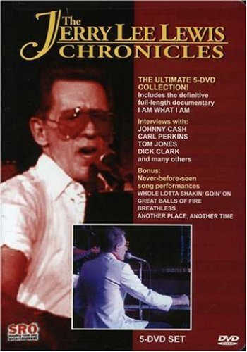 Jerry Lee Lewis Chronicles Nr 5 DVD