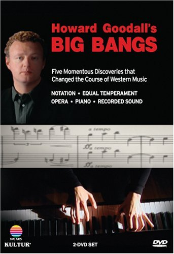 Howard Goodall Howard Goodall's Big Bangs Nr 2 DVD