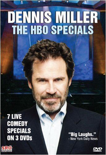 Dennis Miller Hbo Comedy Specials Clr Bw Nr 3 DVD