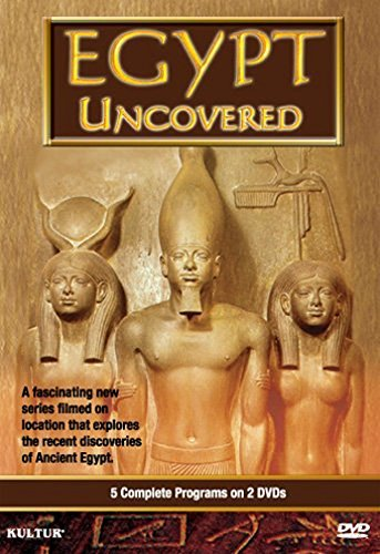 Egypt Uncovered Complete Anci Madoc Philip Nr 2 DVD
