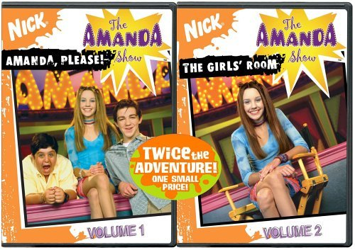 Vol. 1 Amanda Please Vol. 2 Gi Amanda Show 2pak Clr Back To Back Nr 2 DVD