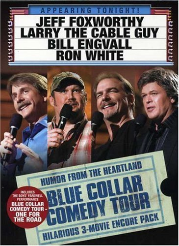 Blue Collar Comedy Tour 3pak Blue Collar Comedy Tour 3pak Ws Pg13 3 DVD