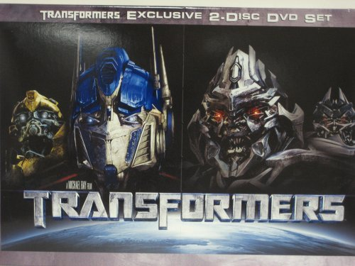 Transformers (widescreen Edition W Bonus Movie Prequel Dvd)