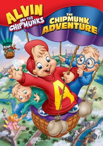 Alvin & The Chipmunks Chipmunk Adventure G