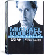 Douglas Michael Double Feature Black Rain Fatal Attraction