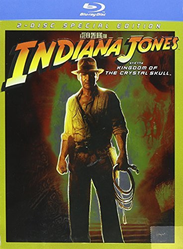 Indiana Jones Kingdom Of The Crystal Skull Ford Allen Blanchett Labeouf