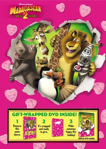 Madagascar Escape 2 Africa Madagascar Escape 2 Africa Valentines Day Wrapped & Ready Nr