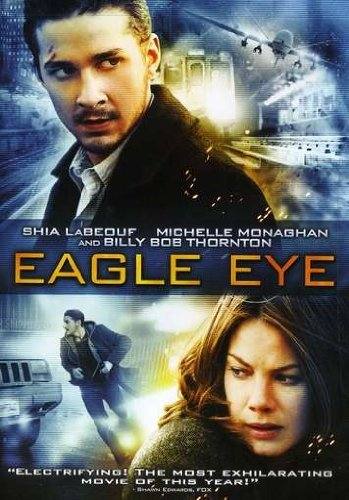 Eagle Eye Labeouf Dawson Monaghan Ws Free Movie Sticker Pg13