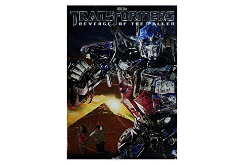 Transformers Revenge Of The Fallen Labeouf Fox Duhamel DVD Pg13