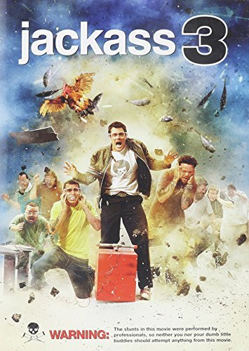 Jackass 3 Jackass 3 Rental Version