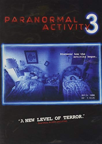 Paranormal Activity 3 Featherston Grayden Bittner Ws Rental R