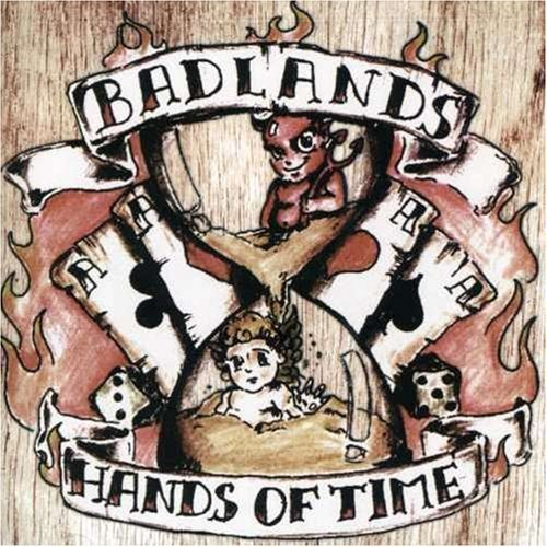 Badlands Hands Of Time