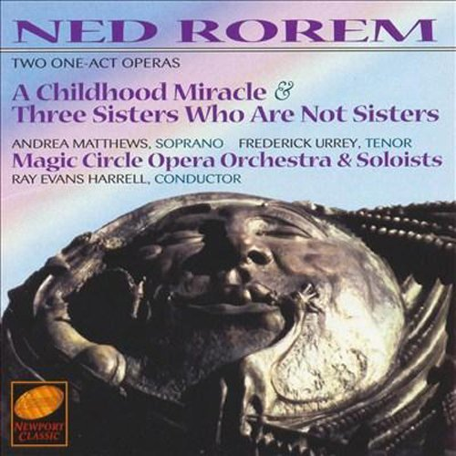 N. Rorem Childhood Miracle Three Sister Dunn Couture Matthews Urrey + Harrell Magic Circle Co
