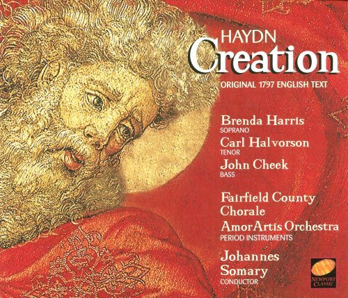 J. Haydn Creation Comp Ballet Somary Various