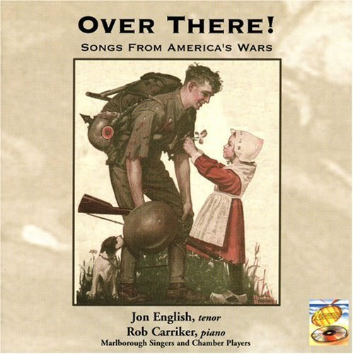 English Carriker Over There! Songs From America
