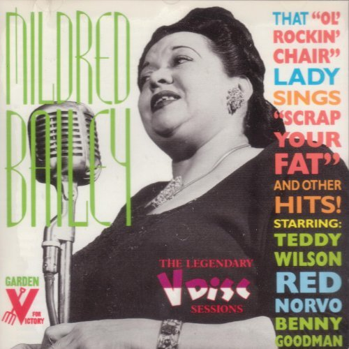 Mildred Bailey Rockin' Chair