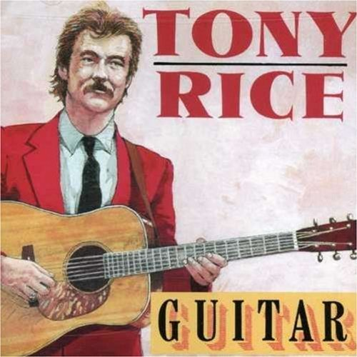 Tony Rice Guitar