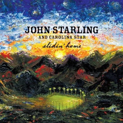 John & Carolina Star Starling Slidin' Home