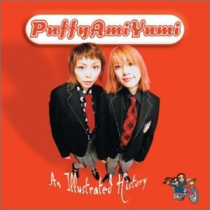 Puffy Amiyumi Illustrated History