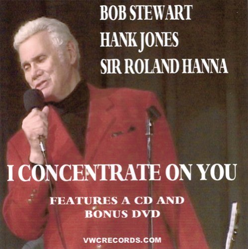 Stewart Jones Hanna I Concentrate On You Incl. Bonus DVD