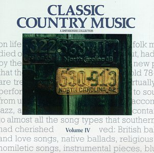 Classic Country Music 4 Smithsonian Collection Price Lynn Twitty Harris Judds Milsap Yoakam Jennings Daniels