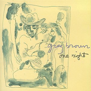 Greg Brown One Night Live 1982 Hdcd