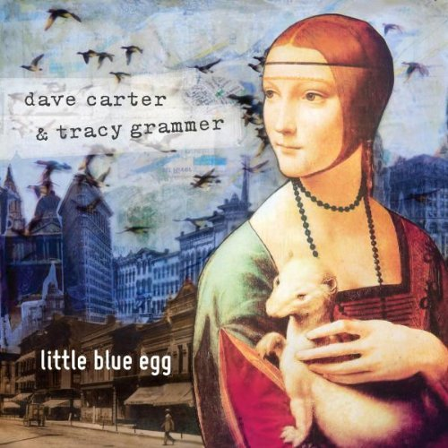 Carter Grammer Little Blue Egg