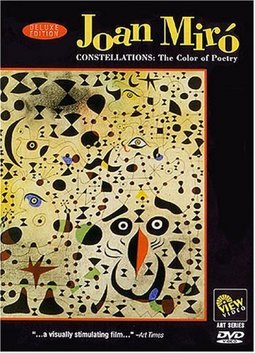 Constellations Color Of Poetry Miro Joan Nr