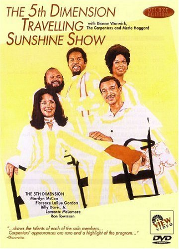 Fifth Dimension Travelling Sunshine Show Nr