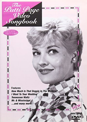 Patti Page Video Songbook Nr
