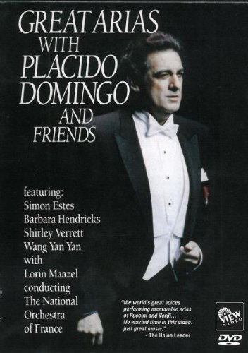 Placido & Friends Domingo Great Arias With Placido Domin Nr