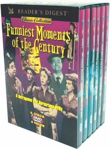 Funniest Moments Of The Centur Collection Clr Nr 6 DVD