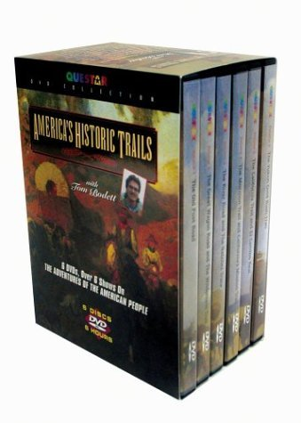 America's Historic Trails Collection Clr Nr 6 DVD