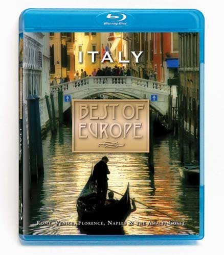 Italy Best Of Europe Blu Ray Ws Nr