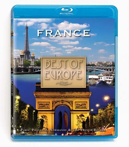 France Best Of Europe Blu Ray Ws Nr