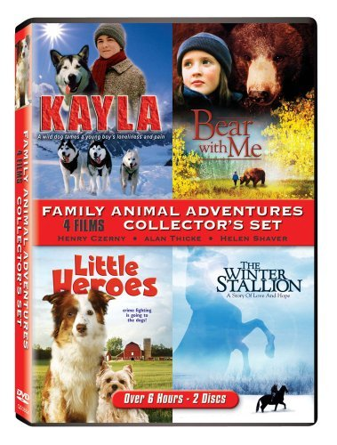 Family Animal Adventures Colle Family Animal Adventures Colle Nr 2 DVD