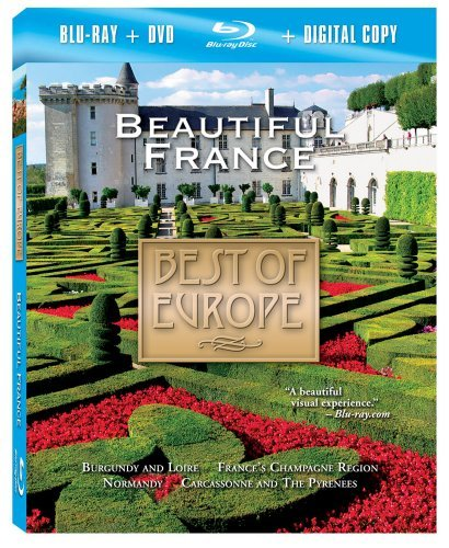 Beautiful France Best Of Europe Blu Ray Ws Nr