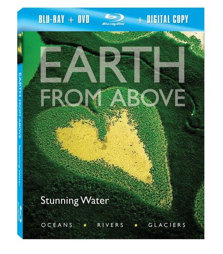 Stunning Water Earth From Above Blu Ray Ws Nr Incl. DVD