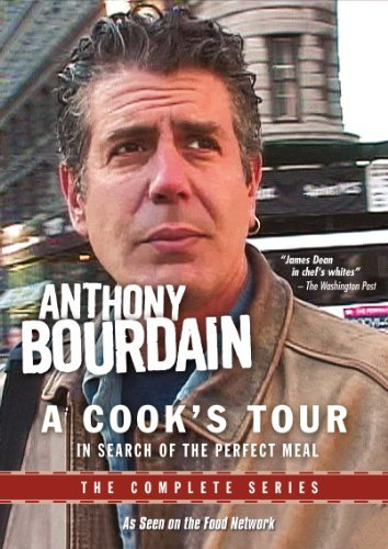 Anthony Bourdain A Cook's Tou Anthony Bourdain A Cook's Tou Nr 6 DVD