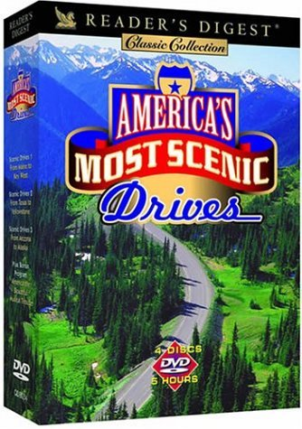 America's Most Scenic Drives America's Most Scenic Drives Nr 4 DVD