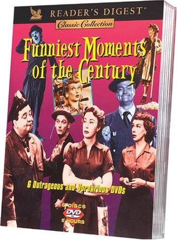 Funniest Moments Of The Centur Funniest Moments Of The Centur Nr 6 DVD