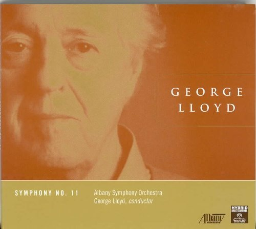 George Lloyd Symphony No.11 Sacd Lloyd Albany So