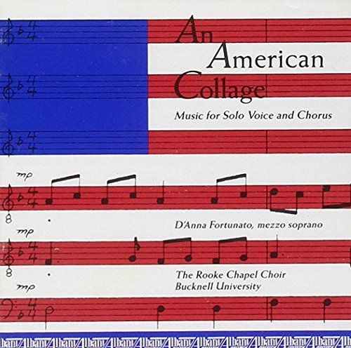Copland Duke Hill American Collage Fortunato*d'anna (mez) Payn Rooke Chapel Choir